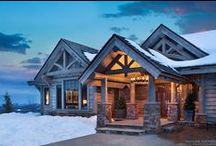 Mountain Home Remodel - Exterior