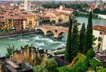 Italy / Beautiful places in Italy... Piękne miejsca we Włoszech