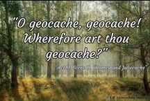 The Geocaching Bard / 2016 marks 400 years since Shakespeare, the great playwright, passed away.  While many people celebrate his famous works we'd like to draw attention to his lesser known geocaching plays.  For your pleasure, hear are some quotes from The Geocaching Bard.
