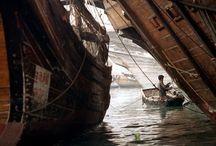 || Roaming the Seven Seas || / Oh Captain My Captain