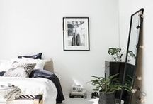 Monochrome Interiors / Who needs colour when monochrome can be so impactful. Discover interior and product inspiration to nail this laid-back trend head-on.