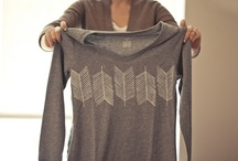 make + do // clothing / by Erin Pate