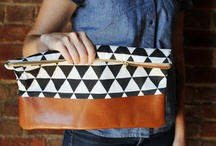 make + do // bags / by Erin Pate