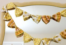 make + do // wreath.bunting.mobile.garland edition / by Erin Pate
