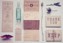 inspiration // cards and stationery / ...aka I love my job. / by Erin Pate