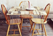 make + do // furniture / by Erin Pate