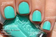 Nails etc. / by Jenny Stanley