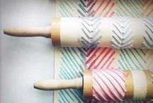 make + do // art + printing / by Erin Pate