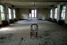 Indoors: Derelict, stunning and practical. / by Liz Chrisman