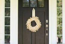 Wreath love / by Jenny Powell Menlove