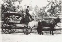 Hearses & Funerary Vehicles