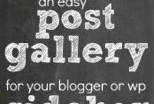 Blogging / by Angela Boord