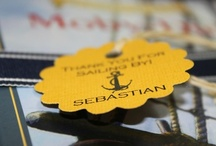 Sebastian's Nautical 1st Birthday / by Ekaterina Mestre
