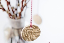 make + do // ornaments / by Erin Pate