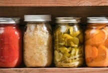 food storage / by Gabby Lundeberg