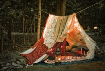 camper / camping outdoors rv motorhome / by cat choo