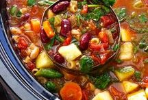 Cuisine Themes - Slow Cooker Sunday / Crockpot cooking. Sundays seem to be the perfect day for a crockpot meal.