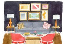 Home: Family room. / by Cecilia Bowerman