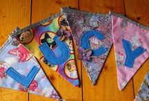 Bunting / by Purlesque Knits