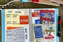 Creative - Smash Books & Traveler's Notebooks / Ideas and inspiration for SMASH Books. Also Traveler's Notebooks.