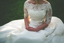Wedding - Dresses / by Emily Woodrich