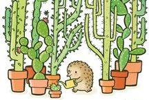Illustration Inspiration / by Emily Holt