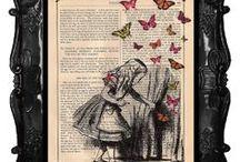 FUN: Alice in Wonderland / I love Alice!