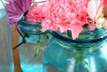 Ball Jar Inspirations / Love the old Mason Jars / by Simply Bungalow
