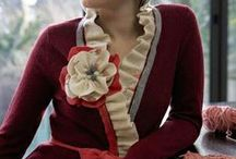 Refashioned upcycled clothes / by Saskia Tenere