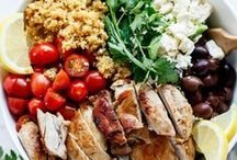 Cuisine Themes - Fit Friday / Healthy meals and recipes.