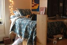 House - Dorm & Apartment / Decor and tips for dorm rooms and small spaces