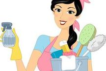 Home cleaning recipes. / I prefer them al natural. / by Cecilia Bowerman