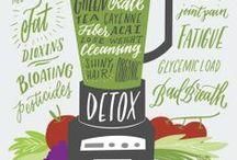 Health: Detoxing. / Making a fresh start. / by Cecilia Bowerman