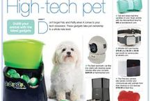 Pet Tech / Technology / Pet technology to help make your life and your dog's life better, easier or more fun!