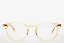 Glasses & Sunnies / by Galaxy Eyes