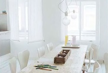 Dining Rooms / by Galaxy Eyes