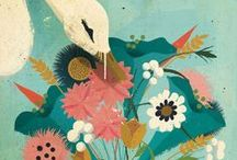 iLLusTratiOnS that I love / Inspiring illustration & design