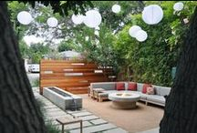 home   outdoor living / by Marissa Emmons