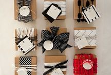 gifts   package   wrap / by Marissa Emmons