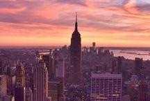 New York, New York! / Inspiration for my summer travels