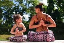 Yoga / Advice, poses, and asanas for beginners to pros, and all aspiring yogis in between. Including yoga apparel and accessories. It's called yoga practice, not yoga perfect, so stay flexible and get into the flow!