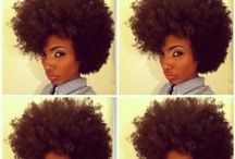 Natural Hair / by Rush Our Fashion