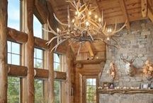 Cabin Interior Design & Decor / Looking to inject some style into your favorite getaway? You'll find inspiration here. / by Cabin Living
