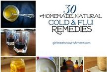 Homemade - Treatments / Natural Treatments / by Shannon Eaves