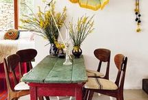 For the Home / Decorating, Decorative objects,  Housewares, Creatively Built Furniture / by Dyah Widipinasti