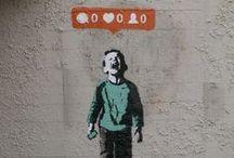 Art/graffiti  / by Kacey Dillard