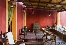 Bohemian Inspirations / Eclectic design inspirations for the home & life style, a collection of Morocco and Africa, Bohemian, Boho, Gypsy, India, Turkey, Mediteranea / by Dyah Widipinasti