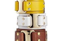 bags   belts   jewels / by Marissa Emmons