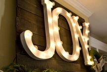 joyeux noelle / decor ideas for the most wonderful time of the year!