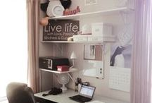 HOME: Home Office / by Tina Gray